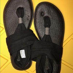 "Sanuk ""Yoga Sling"" Sandals"
